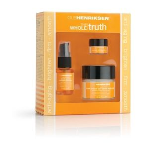 The whole truth gift set